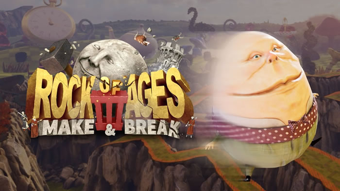 「Rock of Ages III: Make & Break」