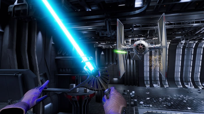 「Vader Immortal: A Star Wars VR Series」