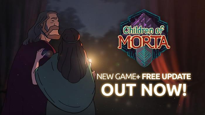 「Children of Morta」