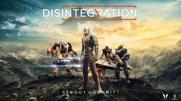 「Disintegration」