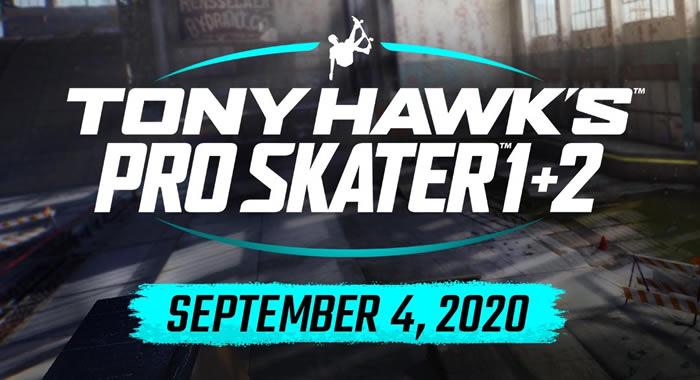 「Tony Hawk's Pro Skater 1 and 2」