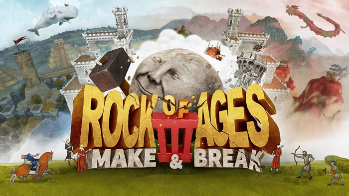 「Rock of Ages 3: Make & Break」