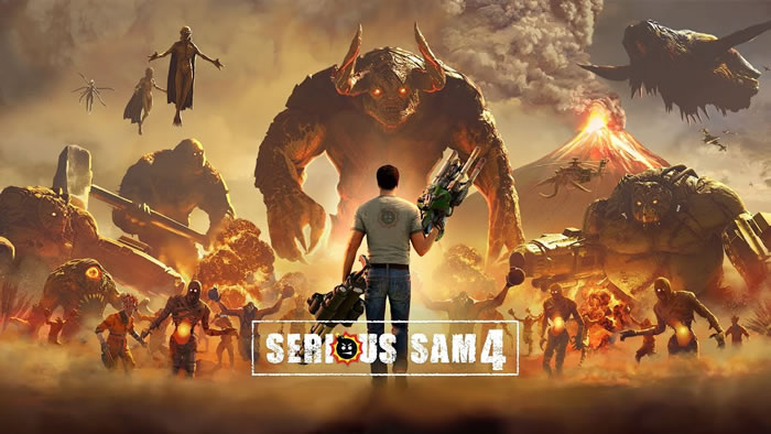 「Serious Sam 4: Planet Badass」