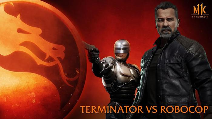 「Mortal Kombat 11」