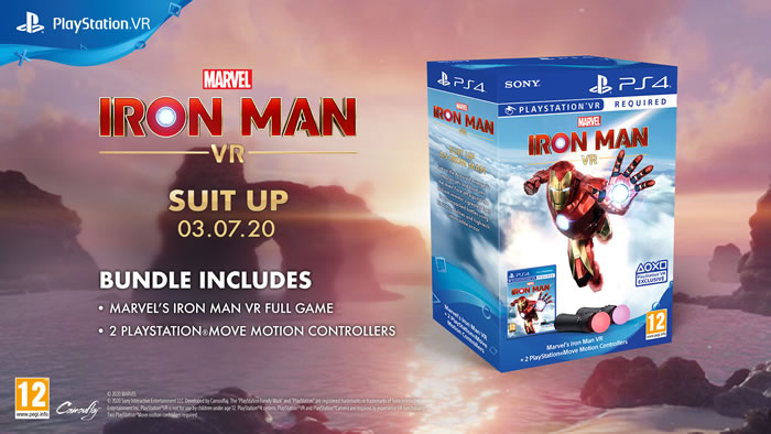 「Marvel's Iron Man VR」