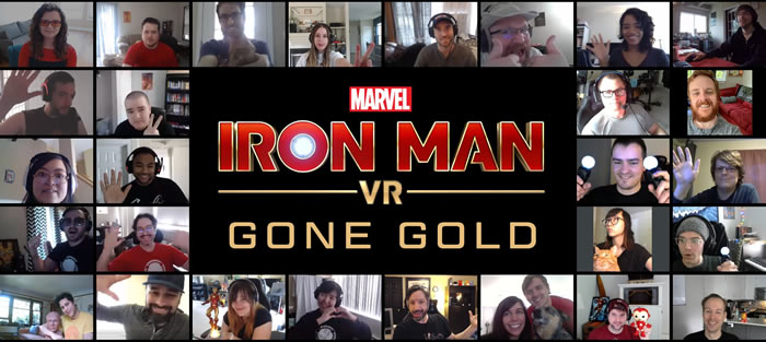 「Marvel's Iron Man VR」