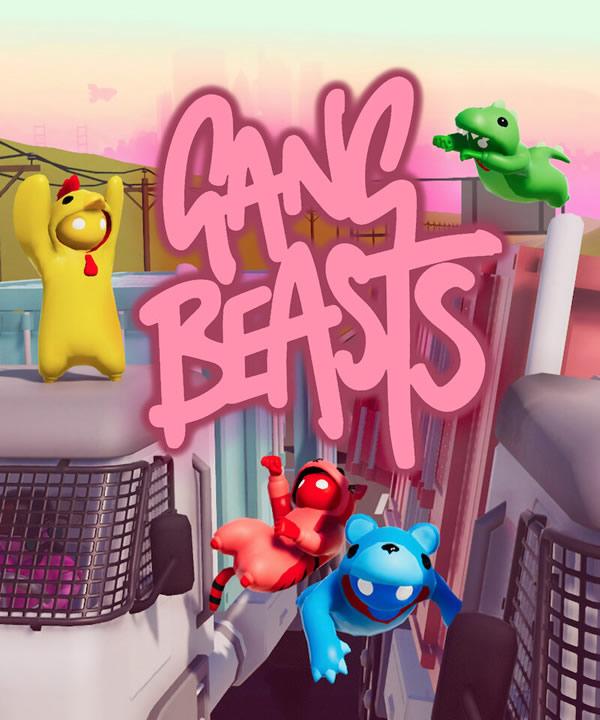 「Gang Beasts」