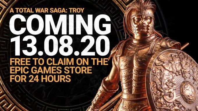「Total War Saga: Troy」
