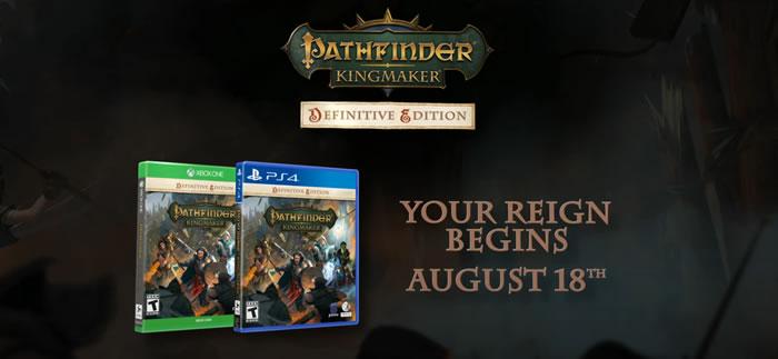 「Pathfinder: Kingmaker」