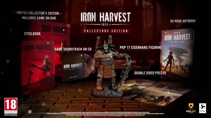 「Iron Harvest」