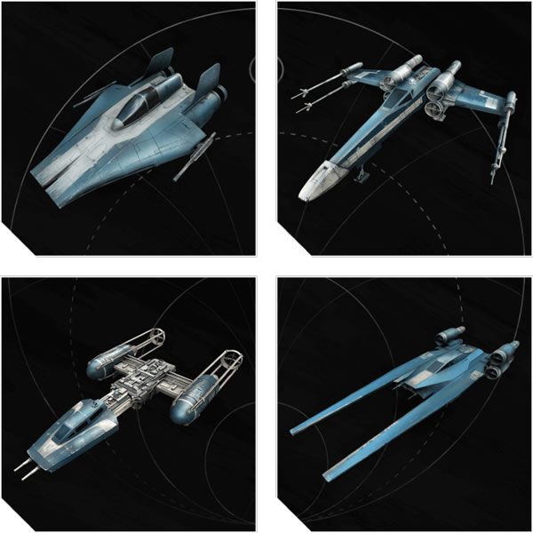「Star Wars: Squadrons」
