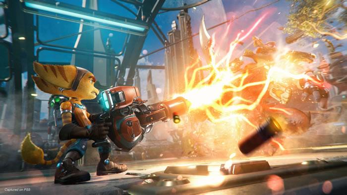 「Ratchet & Clank: Rift Apart」