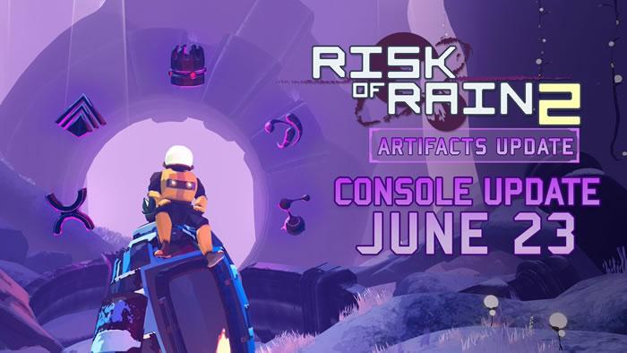 「Risk of Rain 2」
