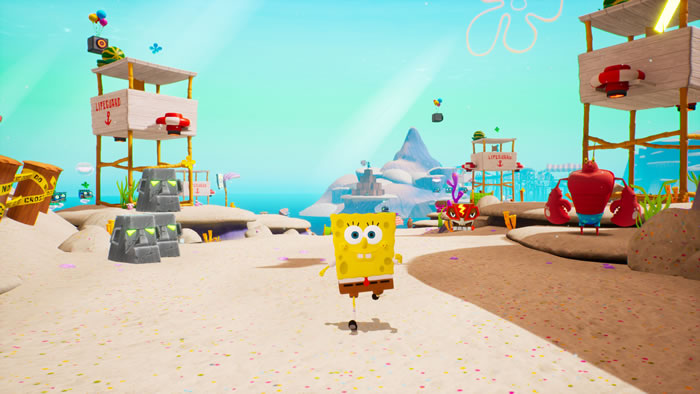 「SpongeBob SquarePants: Battle for Bikini Bottom」