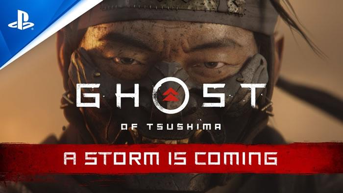 「Ghost of Tsushima」