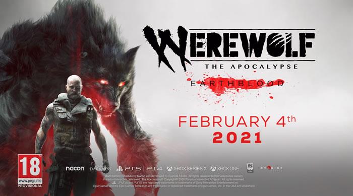 「Werewolf: The Apocalypse - Earthblood」