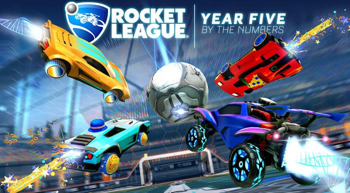 「Rocket League」