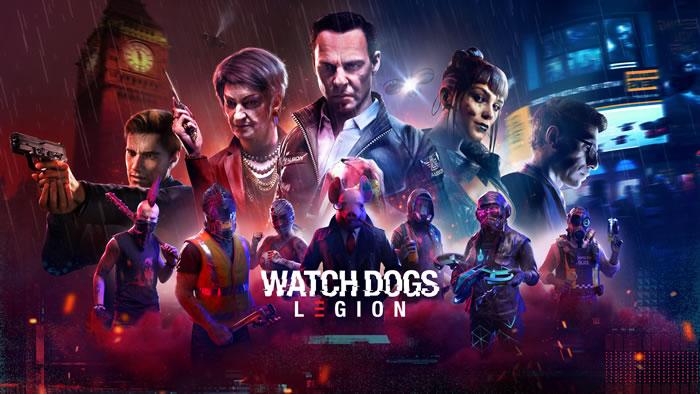 「Watch Dogs Legion」