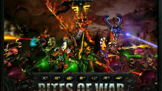 「Warhammer 40,000: Rites of War」