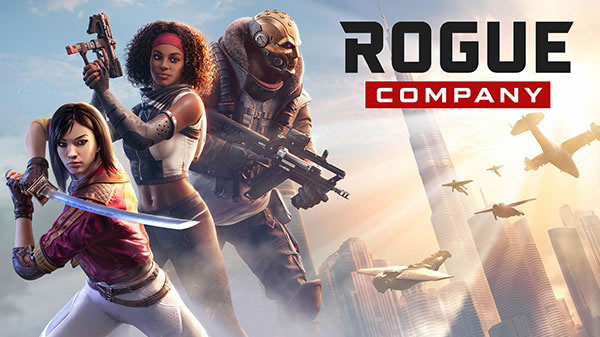 「Rogue Company」