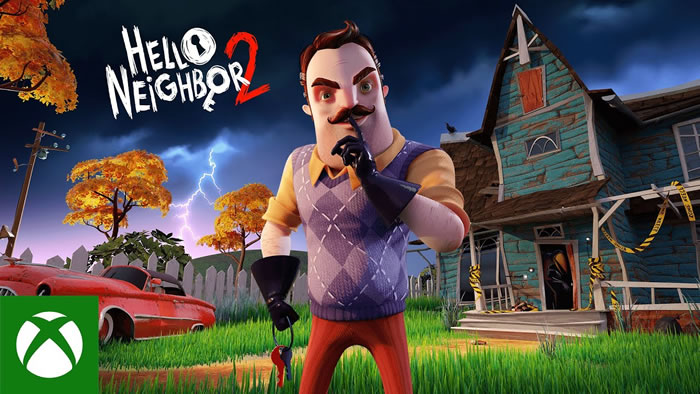「Hello Neighbor」