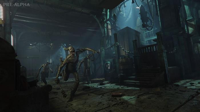 「Warhammer 40,000: Darktide」