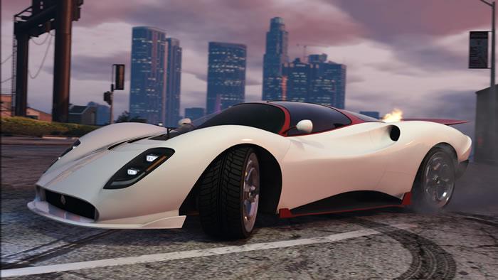 「Grand Theft Auto V」