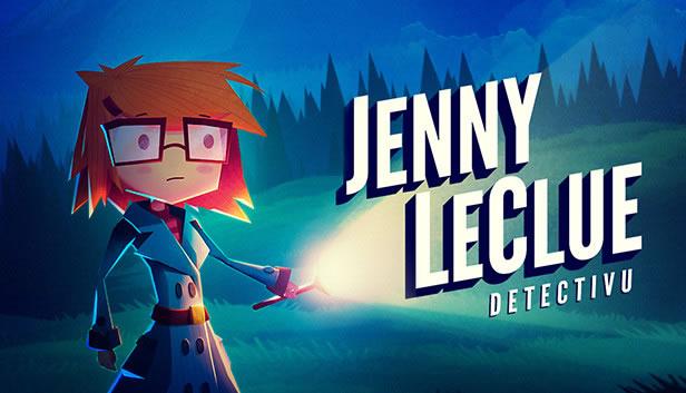 「Jenny LeClue」
