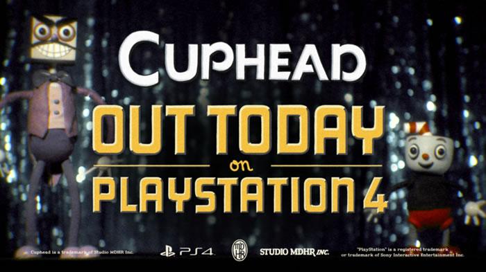 「Cuphead」