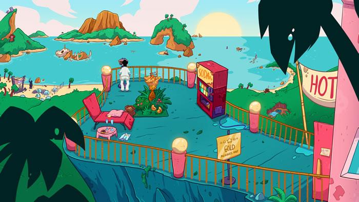 「Leisure Suit Larry - Wet Dreams Don't Dry」