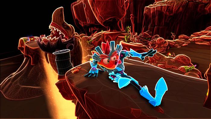 「Crash Bandicoot」