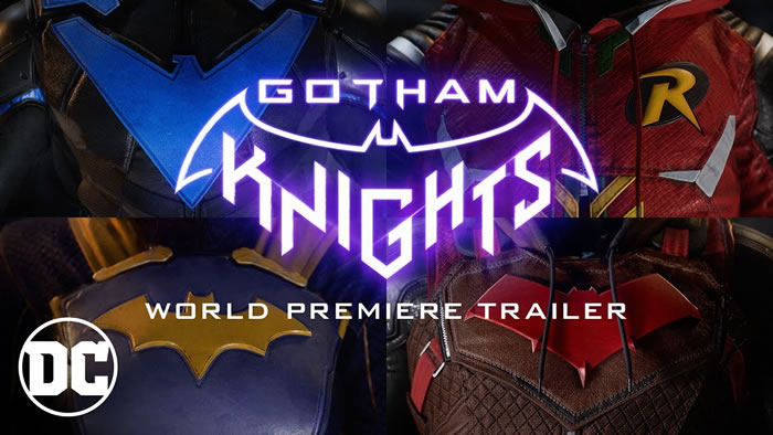 「Gotham Knights」