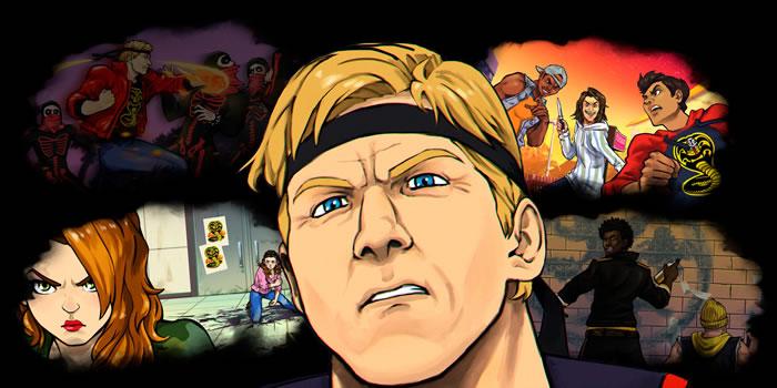 「Cobra Kai: The Karate Kid Saga Continues」