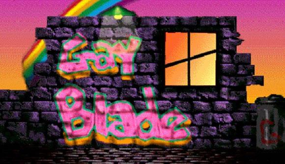「GayBlade」