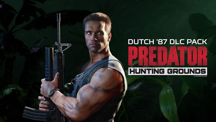 「Predator: Hunting Grounds」