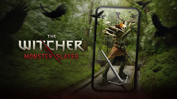 「The Witcher: Monster Slayer」