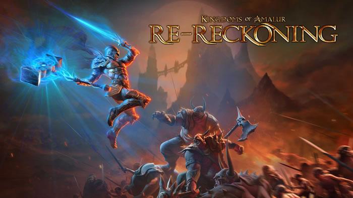 「Kingdoms of Amalur: Re-Reckoning」