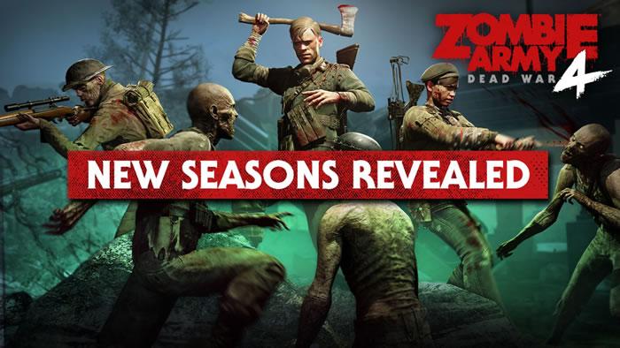 「Zombie Army 4: Dead War」