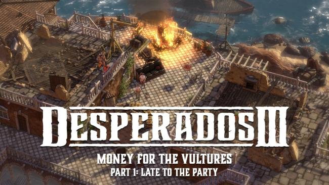 「Desperados III」
