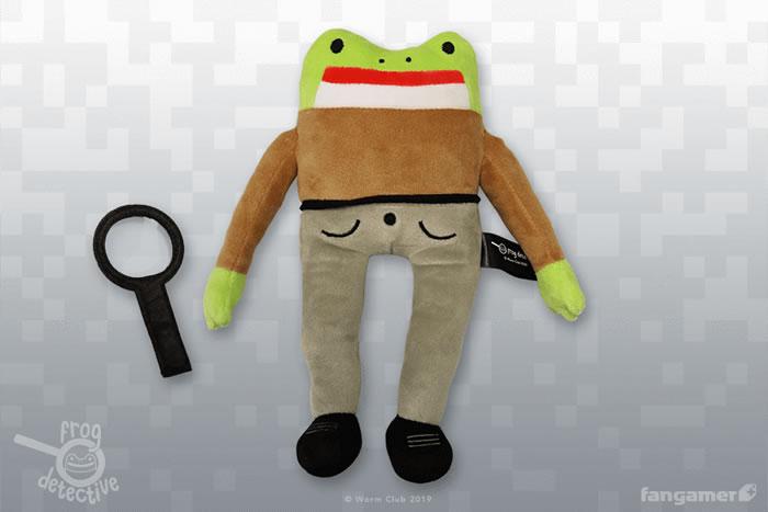 「Frog Detective」