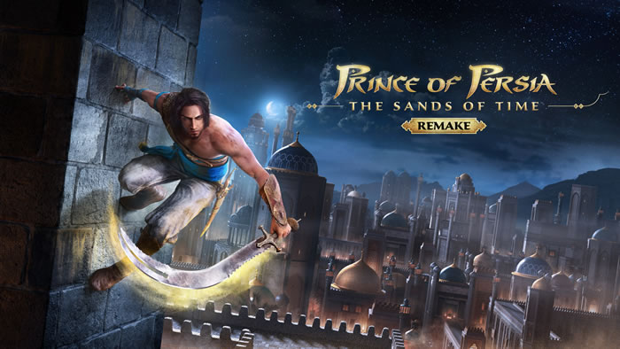 「Prince of Persia: The Sands of Time Remake」