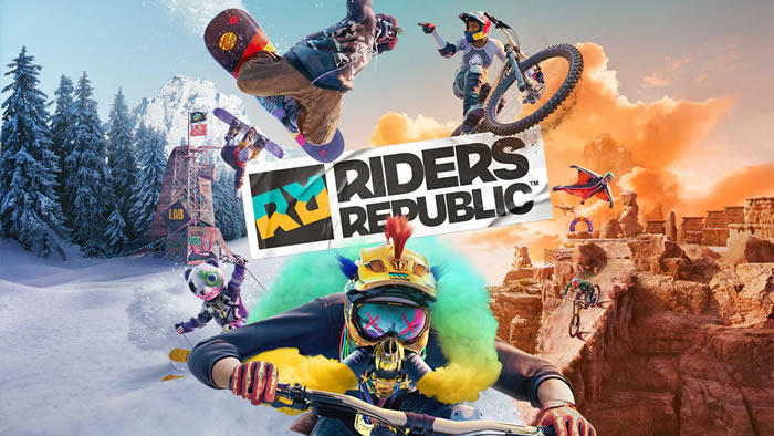 「Riders Republic」