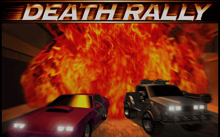 「Death Rally」