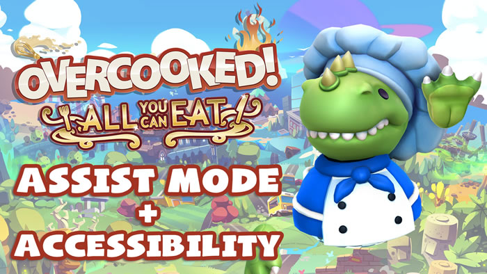 「Overcooked! All You Can Eat」