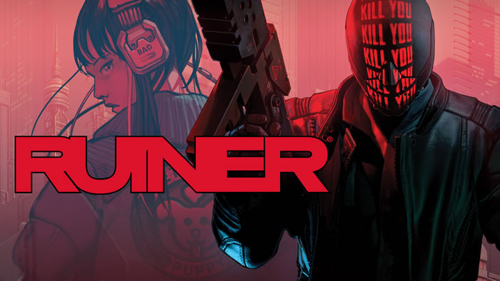「RUINER」