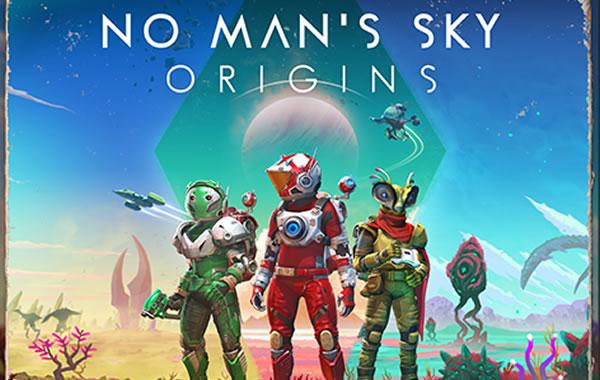 「No Man's Sky」