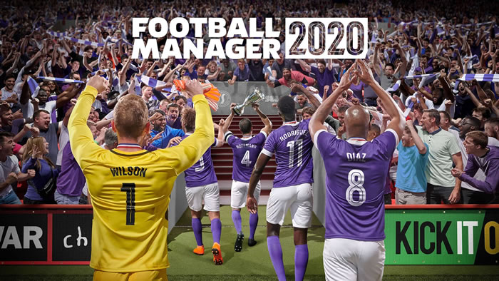 「Football Manager 2020」