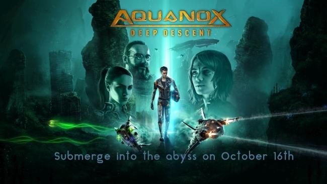 「Aquanox Deep Descent」