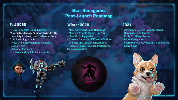 「Star Renegades」