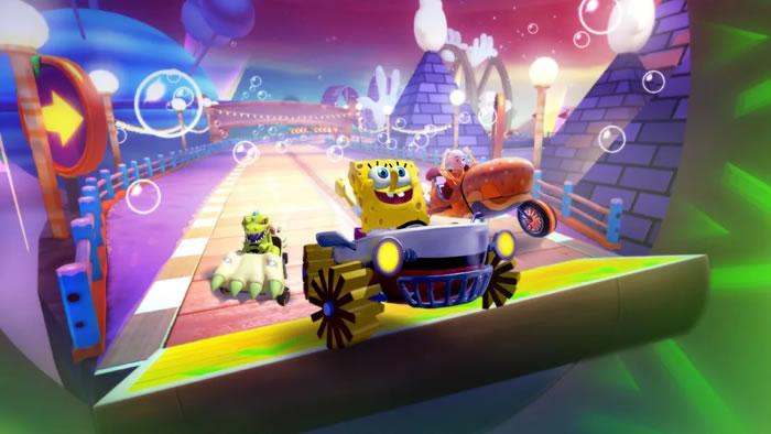 「Nickelodeon Kart Racers 2: Grand Prix」